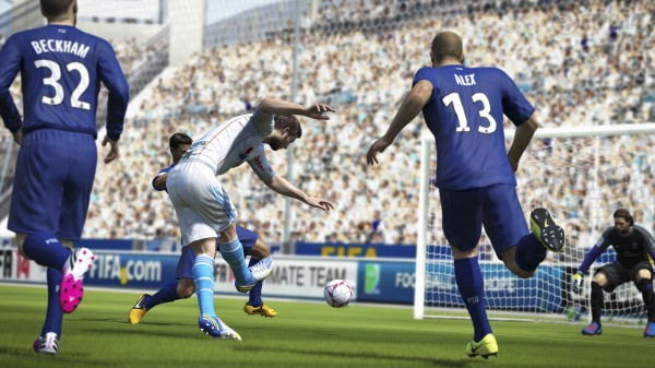 FIFA14 FR Pure shot WM 600x337 FIFA 14 New Features Revealed; More Of a Focus On The Midfield [PHOTOS & VIDEO]