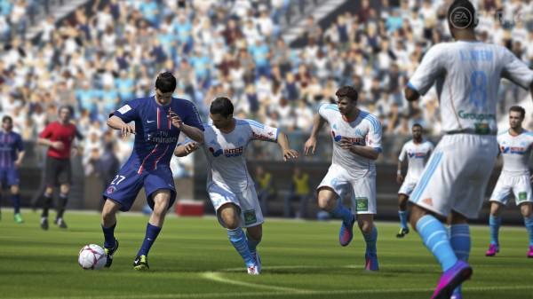 FIFA14 FR protect the ball WM 600x337 FIFA 14 New Features Revealed; More Of a Focus On The Midfield [PHOTOS & VIDEO]