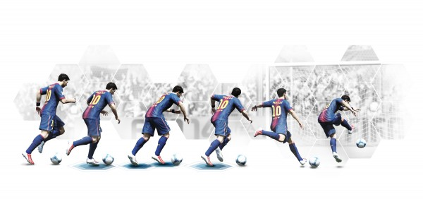 FIFA14 Messi StutterStep Animation 600x289 FIFA 14 New Features Revealed; More Of a Focus On The Midfield [PHOTOS & VIDEO]
