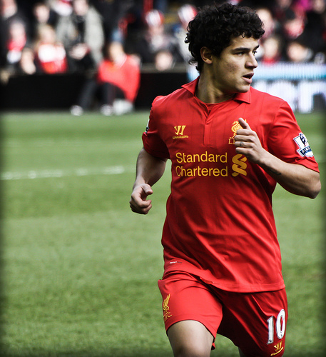 Philippe Coutinho Philippe Coutinho Has Brightened Up Liverpools Second Half of the Season