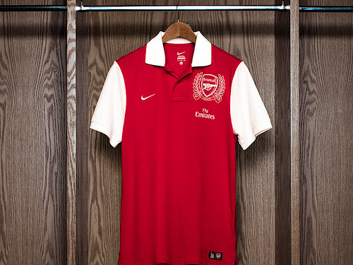 arsenal shirt Arsenal vs Everton, Premier League Gameweek 33 Match Highlights [VIDEO]