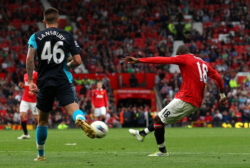 ashley young Ashley Young Ruled Out for Rest of Season With Ankle Injury: The Mid Morning EPL