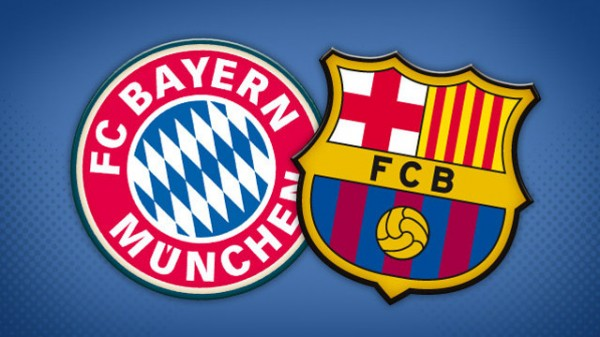 bayern munich barcelona 600x337 Bayern Munich vs Barcelona, UEFA Champions League Match Highlights [VIDEO]
