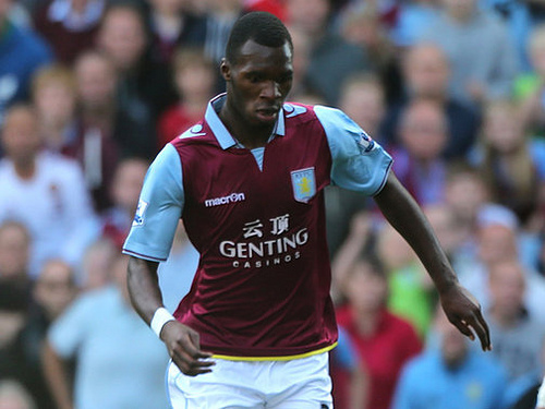 christian benteke Christian Benteke Hands In Transfer Request to Force Move Out Of Aston Villa