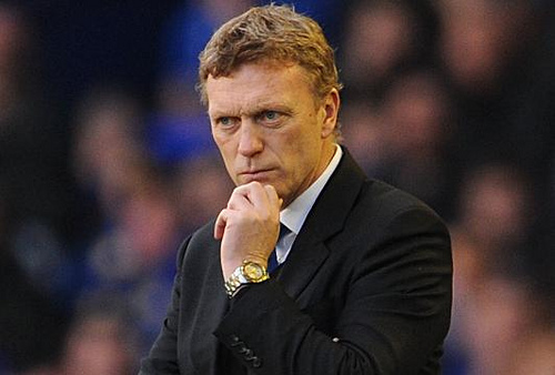 david moyes Manchester United Manager David Moyes Charged With Misconduct For Criticizing Match Officials