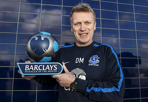 david moyes Jan Vertonghen and David Moyes Named Player and Manager of Month for March
