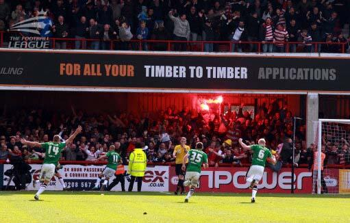 doncaster rovers Unbelievable Ending to Brentford Doncaster Match [VIDEO]