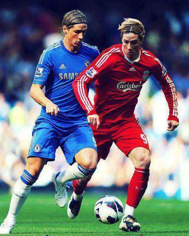 fernando torres4 Liverpool vs Chelsea and Tottenham vs Manchester City: Open Thread