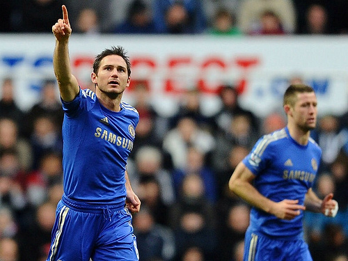 frank lampard Chelsea vs Swansea and Reading vs QPR Match Highlights [VIDEO]