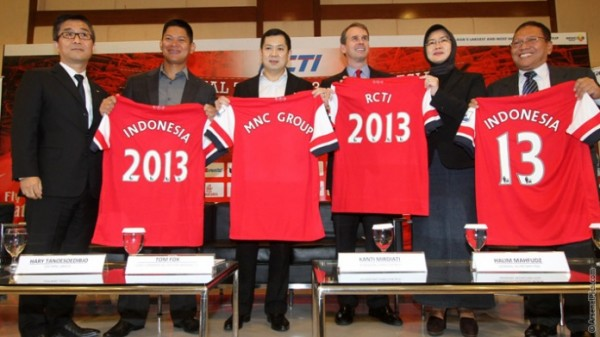 indonesia 600x337 Arsenal Confirm Preseason Tour to Indonesia and Japan