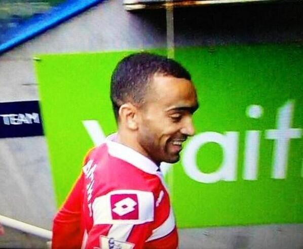 jose bosingwa QPR Supporters Upset at Jose Bosingwa For Laughing After Club Is Relegated: The Daily EPL