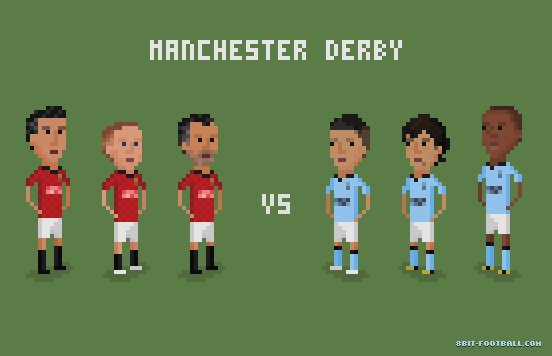 manchester derby 6 Memorable Moments From the Manchester Derbies, 2001 to 2012