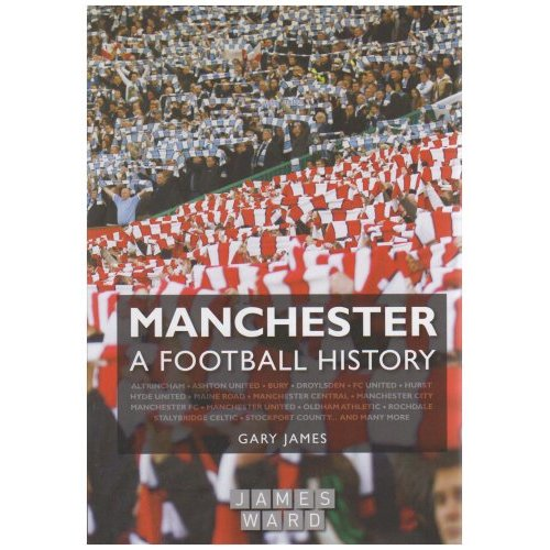 manchester football history The History of Manchester United vs Manchester City: Gary James Interview [VIDEO]