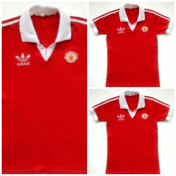 manchester united home shirt 1981.jpg 600x600 The Day When Middlesbrough Wore Manchester United Kits Against Man City [VIDEO]