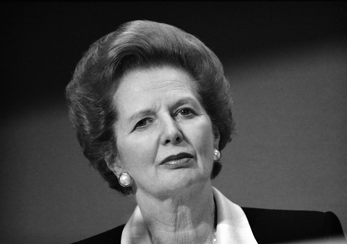 margaret thatcher1 Right or Wrong? UK Football Organizations Rule Out Minutes Silence for Margaret Thatcher: The Nightly EPL