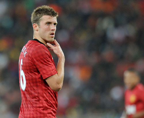 michael carrick Michael Carrick to Man Utd.
