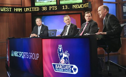nbc epl press conference NBC Sports to Debut Premier League Club Selection Show August 8th
