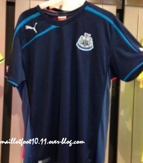 Newcastle United Home, Away and Third Shirts for 2013 14 Season: Leaked [PHOTOS]
