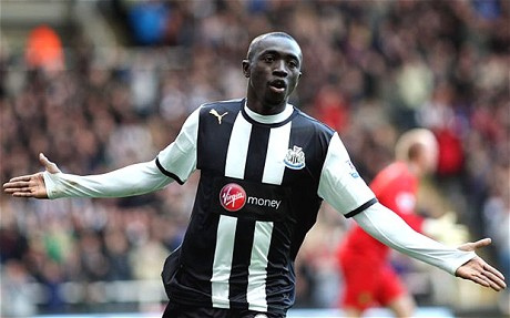 papiss cisse Papiss Cisse Pulls Out of Newcastle Tour After Sponsor Row: Daily Soccer Report