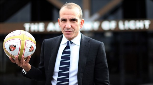 paulo di canio 600x337 Sunderland Manager Paolo Di Canio Refuses to Deny That Hes a Fascist