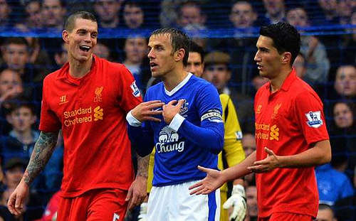 phil neville Everton Captain Phil Neville Will Leave Club At End of Season