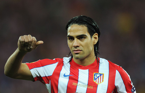 radamel falcao Manchester United In Advanced Negotiations to Sign Radamel Falcao: Transfer Rumors
