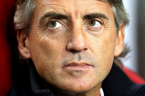 roberto mancini1 Roberto Mancini Sacked By Manchester City: Official Statement