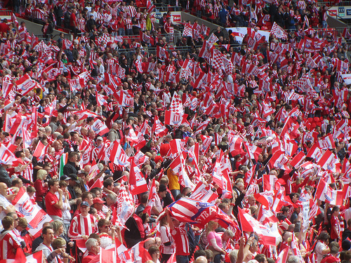 stoke city fans Stoke City Add Philadelphia Union Match to Schedule For US Summer Tour