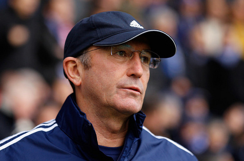 tony pulis Crystal Palace Appoint Tony Pulis As Manager
