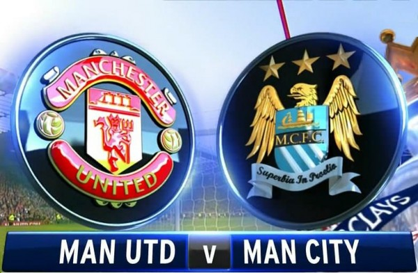 united city 600x392 Manchester United vs Manchester City, Premier League Gameweek 32: Open Thread