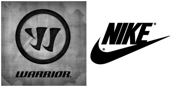 warrior nike logos Nike and Warrior in Bidding War Over Kit Deal for Manchester United: The Daily EPL