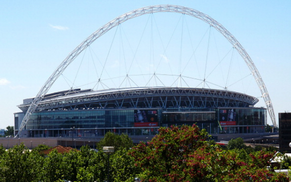 Wembley Stadium 600x375 FA Cup Final Preview: Manchester City vs Wigan Athletic [VIDEO]