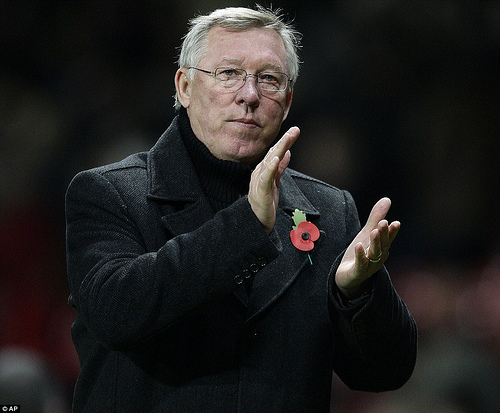 alex ferguson1 Sir Alex Ferguson Comeback Possible Says Arsene Wenger: Nightly Soccer Report
