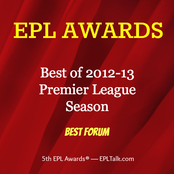 best forum 600x600 2013 EPL Awards: Best Forum