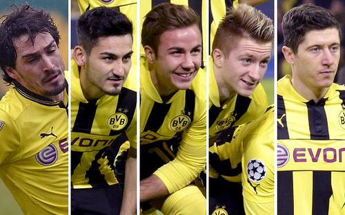 Why Borussia Dortmund Are The Model Club For Europe and Beyond