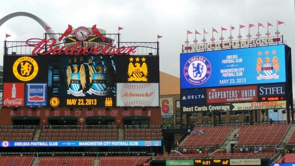 chelsea city st louis 600x337 Chelsea vs Manchester City Exhibition Game in St Louis: Open Thread