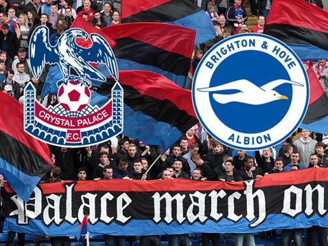 crystal palace brighton Crystal Palace vs Brighton, Championship Playoff Semi Final 1st Leg: Open Thread