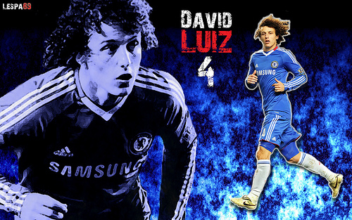david luiz David Luiz: Determining His Best Position On The Pitch