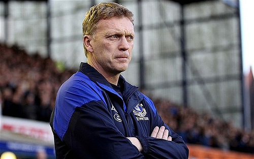 david moyes1 Manchester United Confirm David Moyes Will Take Over From Sir Alex Ferguson In 6 Year Deal