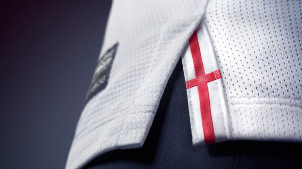 Rejected Concepts for Englands New Home Shirt [PHOTOS]