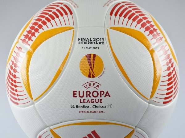 europa league final ball 600x449 Chelsea vs Benfica, Europa League Final: Open Thread