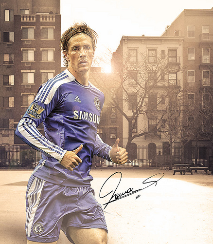 Fernando Torres Focused On Winning Premier League Next Season