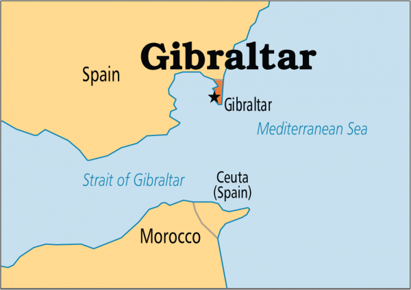 gibraltar 600x424 Gibraltar Have Been Confirmed As 54th Member Nation of UEFA: The Daily EPL