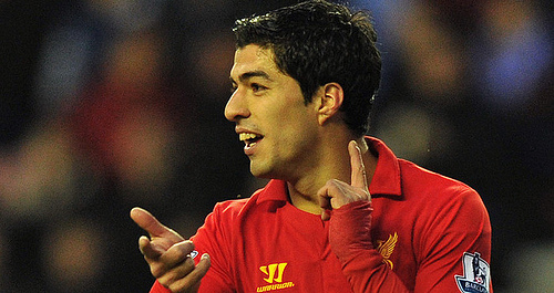 luis suarez Luis Suárez Wants Out Of Liverpool