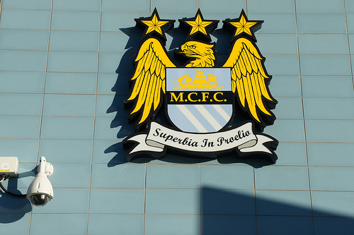 manchester city crest Manchester City Hierarchy Sold Roberto Mancini Down The River