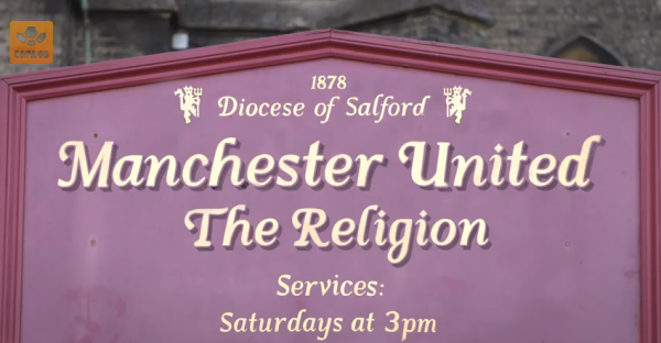 manchester united religion 600x312 Watch Manchester United   The Religion, A 13 Minute Film About United Supporters [VIDEO]