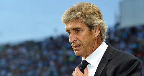 manuel pellegrini Manchester City Manager Manuel Pellegrini Miscalculates Goal Difference Against Bayern Munich [VIDEO]