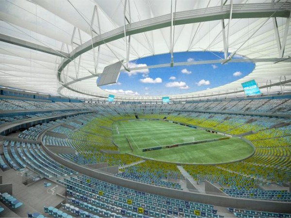 maracana stadium 600x450 England Friendly Against Brazil At Maracana Suspended, Says Report