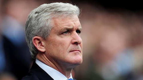 mark hughes Mark Hughes Releases 7 Players From Stoke City Squad: Daily Soccer Report