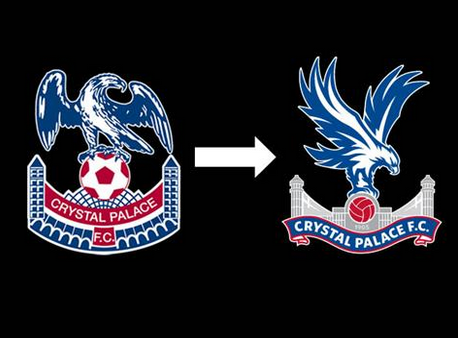 new crystal palace club crest png Crystal Palace Unveil New Club Crest For Next Season
